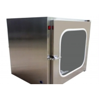 Quality SUS 304 Cleanroom Pass Box / 65dB Pass Through Chamber for sale