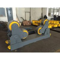 Quality 3kw VDF Control Pipe Turning Rolls Pipe Welding Stands For Tube for sale
