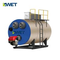 Quality Environmentally Friendly Gas Steam Boiler 1000kg/Hr Fire Tube Energy Saving for sale