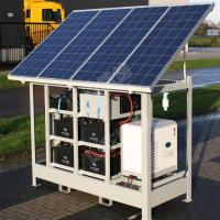 China Solar Energy Power System For Families or Companies on sale