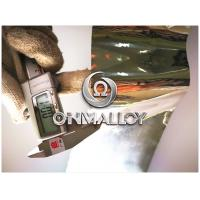 Buy cheap Ohmalloy 4J29 Kovar Rim Low Expansion Alloys Kovar Thermal Expansion from wholesalers