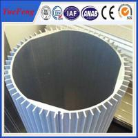 Quality Great! Aluminium die casting radiator , aluminium panel radiator round for sale