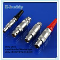 Quality lemo 4 pin half moon connector S serials 0s/1s shell for sale