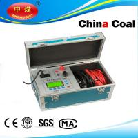 Quality DC digital resistance tester chinacoal02 for sale