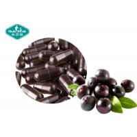 Quality Acai Berry Capsules for Antioxidant and Support Fat Metabolism for sale