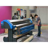 Quality 1700mm Digital Printer For PVC Flex Banner 1440Dpi with 3PCS DX7 Head for sale
