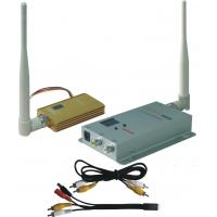 China 1.2G 1500mW Wireless Transmitter/ Receiver System FOX-215A on sale