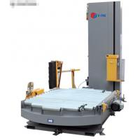 Quality 0.75kw Turntable Wrapping Machine , Durable Turntable Stretch Wrapping Machines for sale