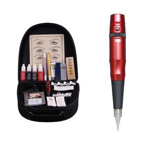 China Professional Permanent Makeup Kit Eyebrow Tattoo Machine High - grade on sale
