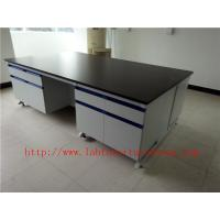 Quality Science Lab Bench Furniture for QC  / Centers for Disease Control and Prevention / Pharmaceutical Factory Laboratory for sale