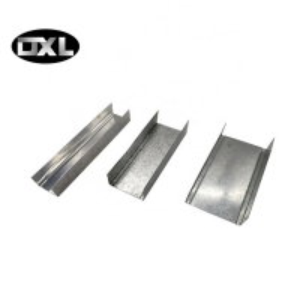 Quality Cold Formed Steel Formed Steel Studs Metal Track for sale