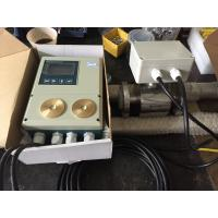 Quality Small diameter magnetic flow meters Full SS304 PFA lining for food grade for sale