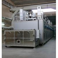 Quality Highly Efficient Belt Sludge Drying Equipment / Continuous Sludge Dryer for sale