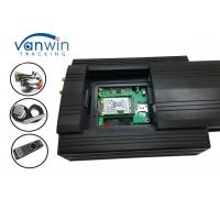 China 3g Video Car Camera Alarm System HDD Mobile DVR With G-Shock Geofence Panic Button on sale