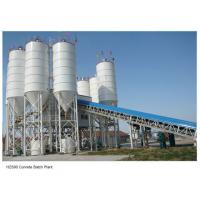 Quality HZS90 Stationary Concrete Mixing Plant for sale
