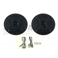 Quality 100Watts 4'' 2 Way Marine Boat Waterproof Speakers for Outdoor Marine Boat for sale