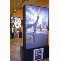 China Reverse-print Backlit Film for Light Boxes & Window Displays on sale