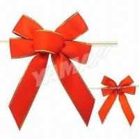 Best Ribbon Bow, Customized Colors and Shapes are Available, Perfect for Gift Decoration wholesale