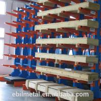 Quality Heavy Duty Double / Single Sided Cantilever Racks  For Sheet Metal  CE Certificate for sale