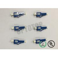 Quality LC UPC or APC Polish Low PDL Fiber Optical Attenuator Low back refection , insertion loss for sale
