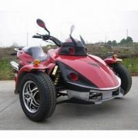 Best Three Wheel Motorcycle with 250cc Engine, On Road 3 Wheel Trike Chopper Motor Tricycle Bike wholesale