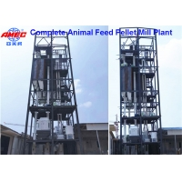 Quality Animal 30t/H Poultry Feed Pellet Production Line for sale