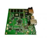 Quality Multilayer SMT Printed Circuit Board Assembly Fabrication 1oz Copper FR4 PCB for sale