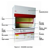 Quality fume Hood china supplier directory for sale
