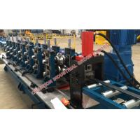 Quality Customized Steel Angle Rack Roll Forming Machine 5 x 1 x 1.4 meters for sale