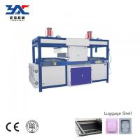 Buy cheap Fully Auto ABS PC Luggage Vacuum Forming Machine in Production Line from wholesalers