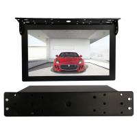 Quality Quad Core Android Bus Digital Signage LCD 19 Inch IR Remote Control Roof Mount for sale