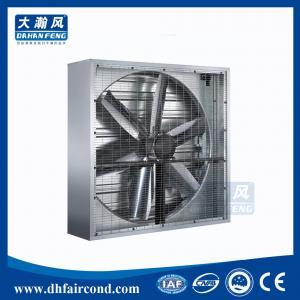 Quality DHF direct drive 400mm exhaust fan/ blower fan/ ventilation fan motor bottom for sale