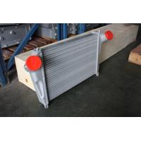 Quality Brazed aluminum bar plate air cooler heat exchanger with high performance and heavy duty for sale