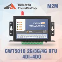 China CWT5010 Industrial Gsm Rtu Controller Sms Alarm With 4 Di and 4Do on sale