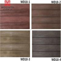Buy cheap Artificial decorative plank wood cement boards from wholesalers