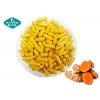 Quality Turmeric Root Curcumin Capsules Supports Antioxidant and Anti-inflammatory Health with OEM Contract Manufacturing for sale