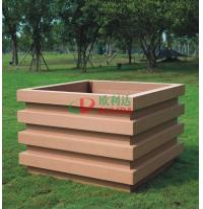 Durable High Grade Composite Garden Planters Color Stability 720 X 720 X 30mm