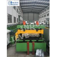 Quality Metal Floor Deck Roll Forming Machine YX51-260-780 for sale