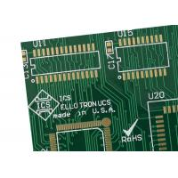 Quality Epoxy Glass Fibre FR4 custom - made pcb Single Sided Copper Clad Prototype PCB for sale