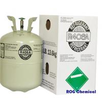 Buy cheap Mixed Refrigerant R406a from wholesalers