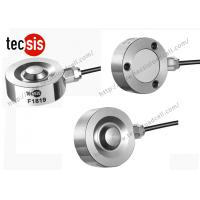 Quality High Accuracy Stainless Steel Load Cell 50N - 120KN , Waterproof IP66 for sale