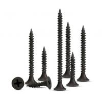 Quality Black Phosphided Drywall Screws Self Tapping Screws With Carbon Steel And Stainless Steel for sale