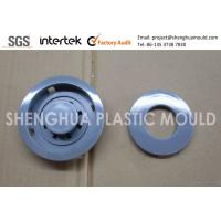 Quality China Custom Molded Plastic Button and Ring Supplier for sale