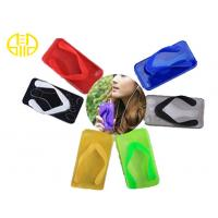 Best Fashion Colorful Silicone Cell Phone Protective Cases , Slippers Phone Case wholesale