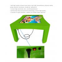 Quality High Speed Interactive Multi Touch Table Infared / Capacitive 10 Touch Points for sale