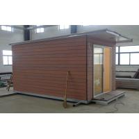 Best Steel structure Holiday Home / Prefabricated Garden Studio For Holiday Living wholesale