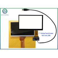 Buy cheap Capacitive Touch Screen With USB Interface from wholesalers