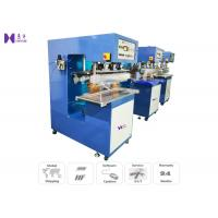 Quality 10 Times / Min 3 Phase Automatic Tarpaulin Welding Machine 27.12MHZ Frequency for sale