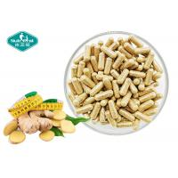 Quality Ginger Root Extract 250mg Capsules 100% Natural Promotes Digestive Health for sale