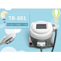 Quality IPL SHR Hair Removal , Pigment Removal , Age Spots , Vein Removal Skin Care Machine for sale